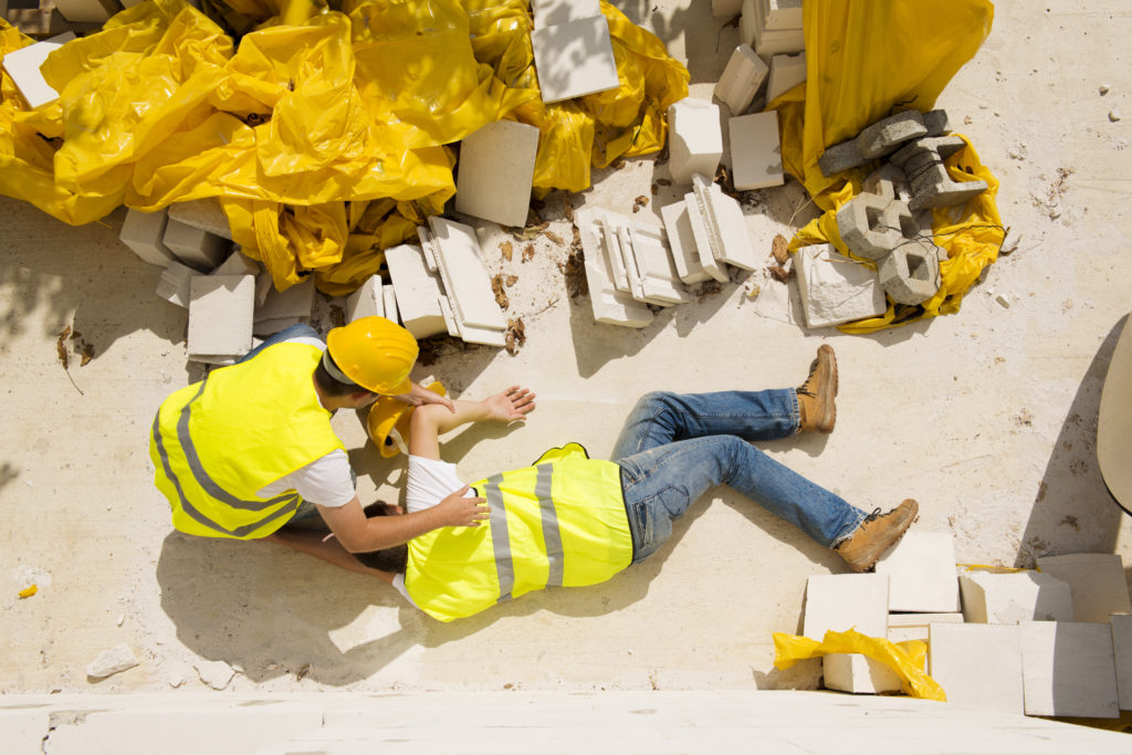 course of construction accident at site Construction operations manual of policies safety regulations and standards and the latest leed certification requirements run a profitable and efficient.
