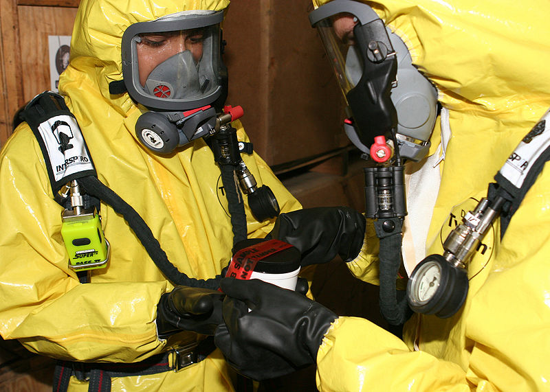 WHMIS 2015 - Workplace Hazardous Materials Information System Course by St John Ambulance